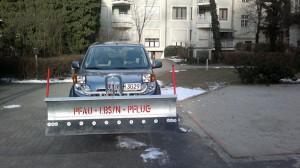 Winterdienst Fahrzeug 1