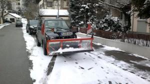 Winterdienst Fahrzeug 3